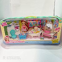 Кукла с набором