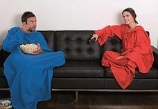 Плед с рукавами Snuggie Blanket Ликвидация зимних товаров!, фото 3