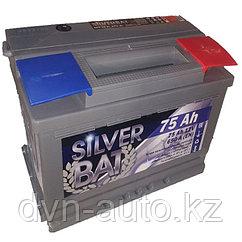 Аккумулятор SilverBat 6CT-75 евро-+