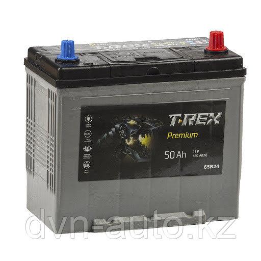 Аккумулятор T-Rex Azia 6СТ45 50А азия -+