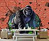 3Д обезьяна