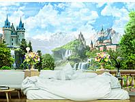 Обои Замок