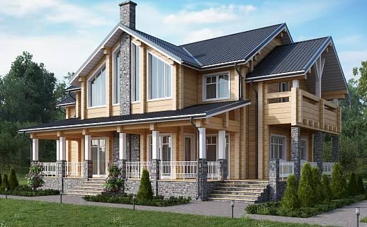 Проект дома №3328