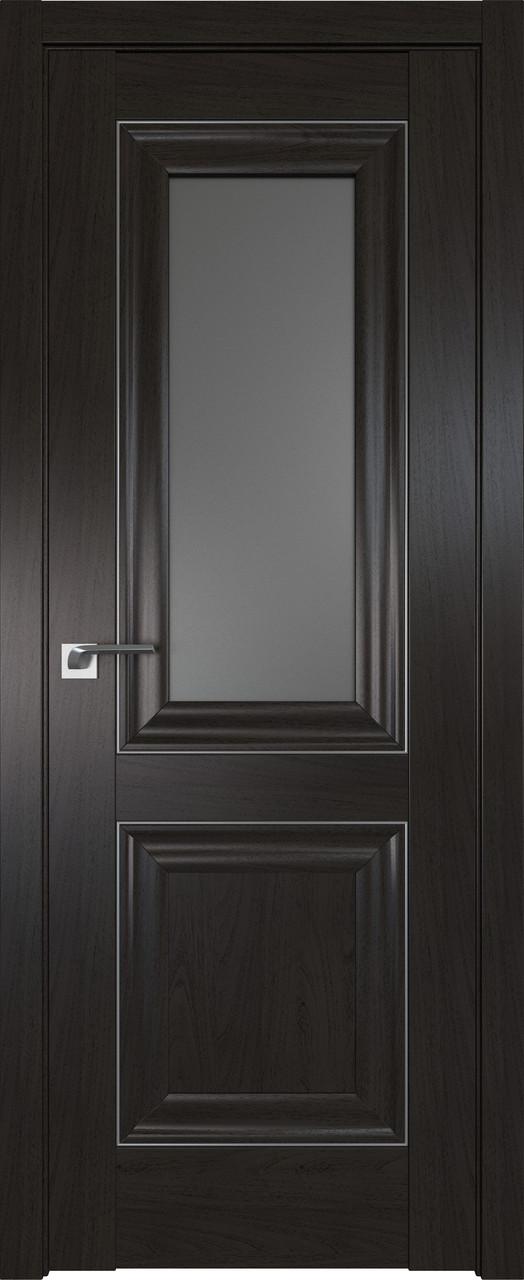 Дверь Экошпон 28Х Серебро