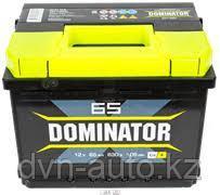 Аккумулятор Dominator 6CT 65 АПЗ нихкий