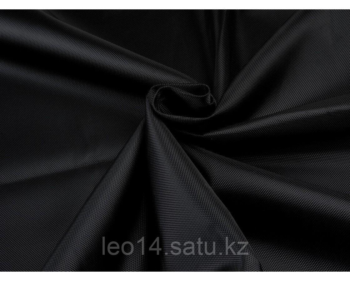Оксфорд 600 Премиум Плюс, ПУ, В/О, Термотрансфер, 200 г/кв.м, 150 см, черный дрозд