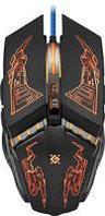 Мышь игровая Defender Halo Z GM-430L оптика,7кнопок,3200dpi