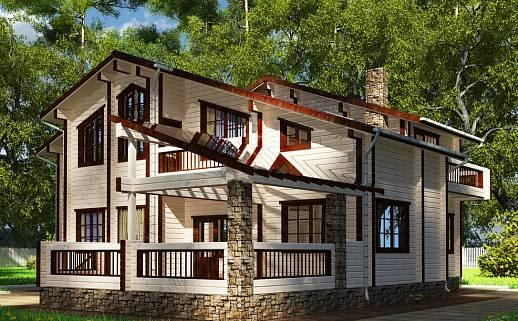Проект дома №3316