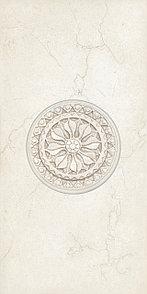 Кафель | Плитка настенная 30х60 Цезарь | Cesar бежевый декор