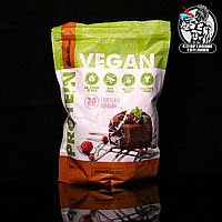 BombBar - Vegan Protein 900гр/30порций Шоколадный фондан