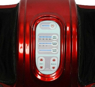 Массажер для стоп и лодыжек Блаженство (красный), фото 2