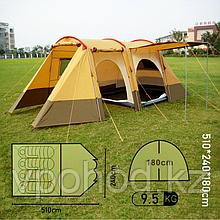 Палатка Mimir X-ART 1700 четырехместная