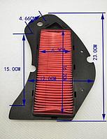 Воздушный фильтр для китайской мототехники