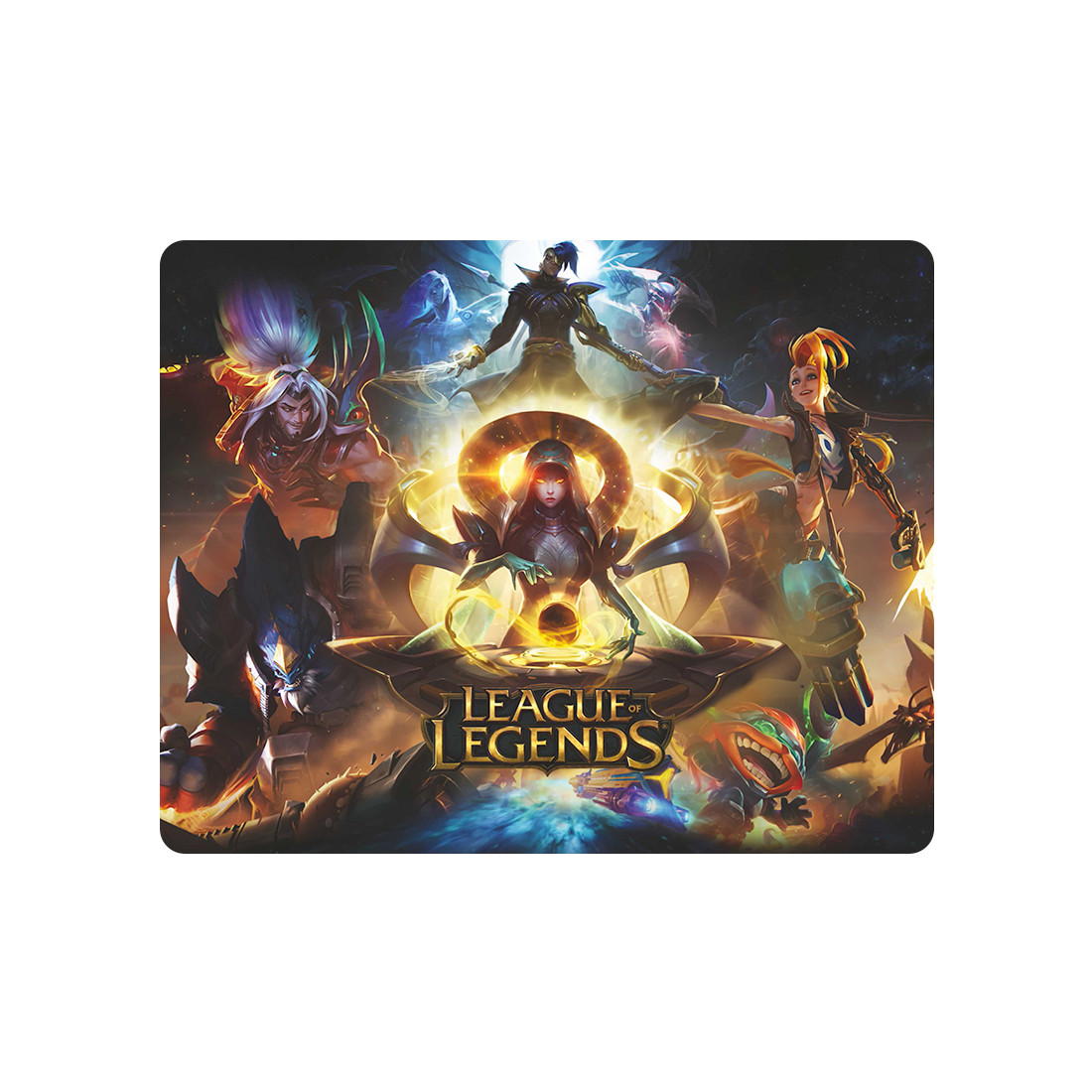 Коврик для компьютерной мыши X-game League Legends(Small)