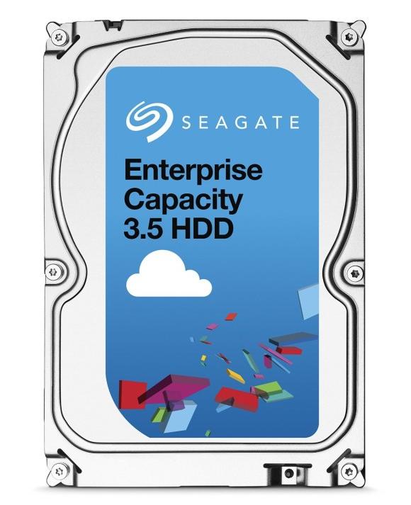 Накопитель на жестком магнитном диске Seagate Жесткий диск Exos 7E2 HDD 1TB Seagate Enterprise Capacity 512n