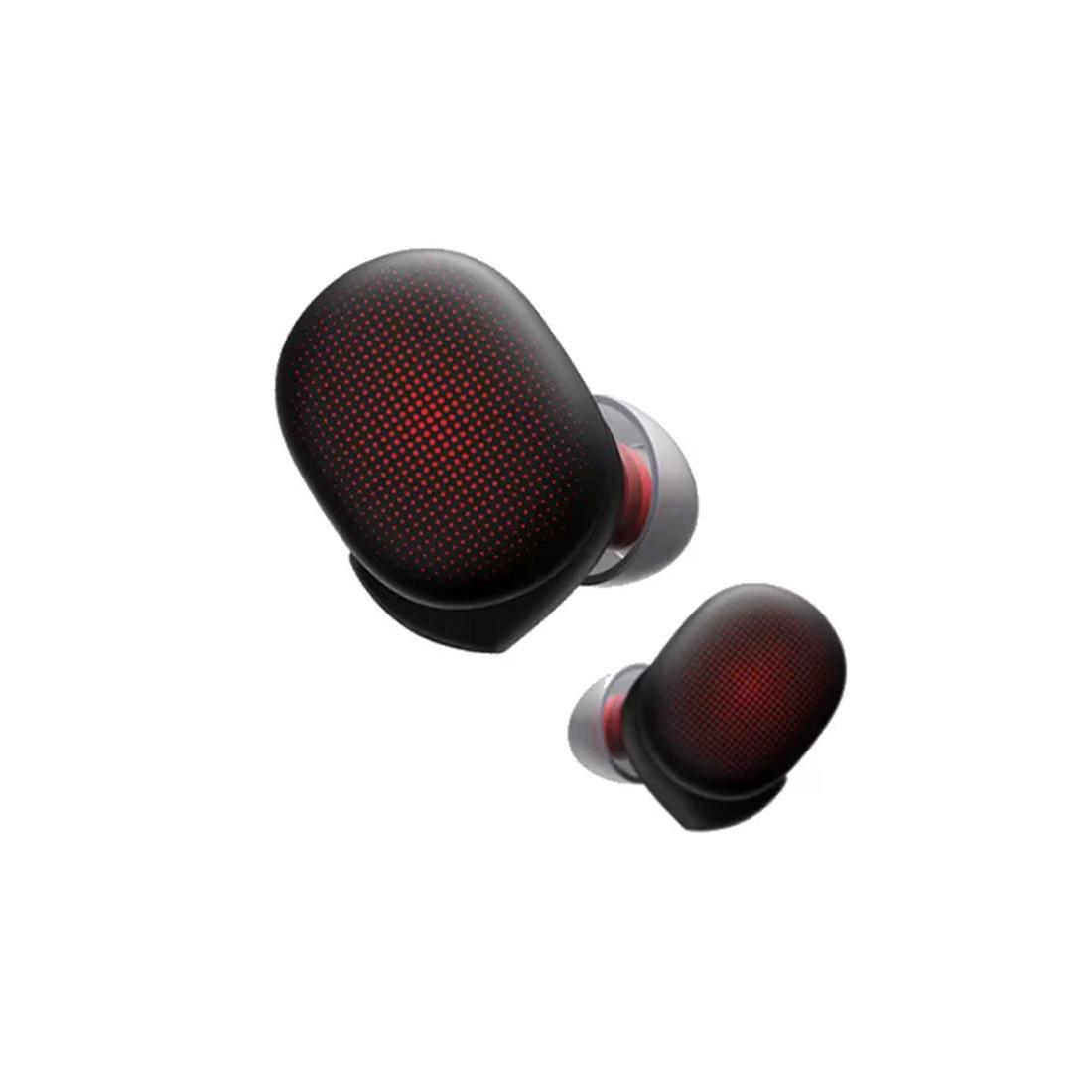 Беспроводные наушники Amazfit PowerBuds Черно-красный