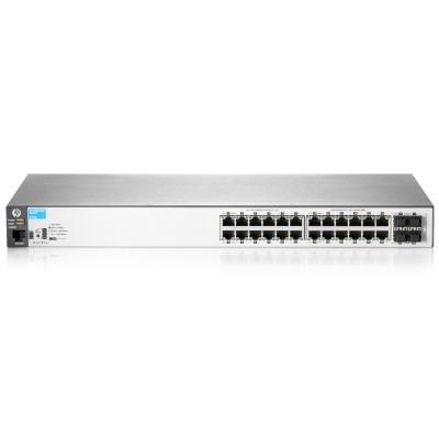 Коммутатор HP Enterprise 2530-24G Switch (J9776A#ABB)