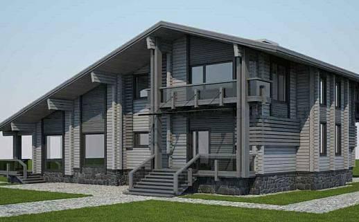 Проект дома №339