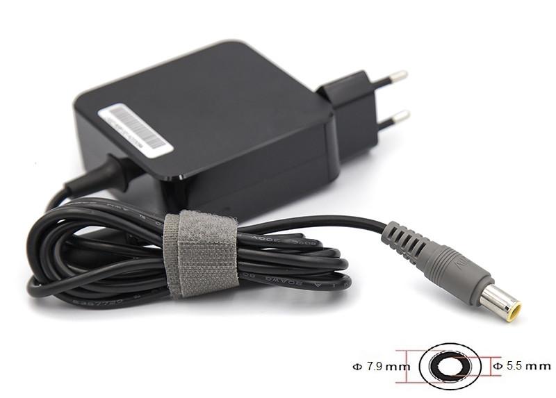 Блок питания для ноутбуков PowerPlant IBM/LENOVO 220V, 20V 65W 3.25A (7.9*5.5) wall mount