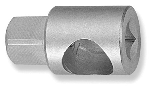 "S16H403 Адаптер для удлинителя 1/2""(F)-3/8""(М)"