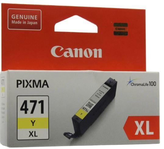 Картридж Canon CLI-471XL (0349C001)