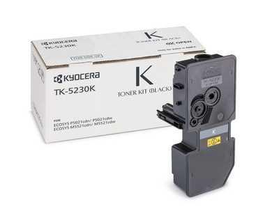 Картридж Kyocera Тонер-картридж TK-5230K 2 600 стр. Black для P5021cdn/cdw, M5521cdn/cdw