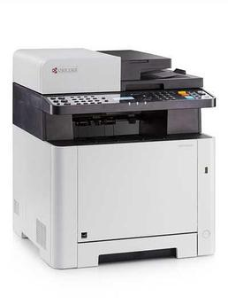 Многофункциональное устройство KYOCERA Цветной копир-принтер-сканер-факс Kyocera M5521cdn (А4,21 ppm,1200