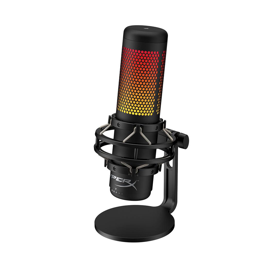 Микрофон HyperX QuadCast S HMIQ1S-XX-RG/G