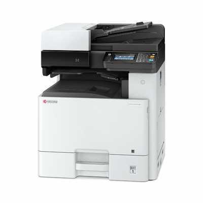 Многофункциональное устройство KYOCERA Цветной копир-принтер-сканер Kyocera M8124cidn (А3, 24/12 ppm A4/A3 1,5
