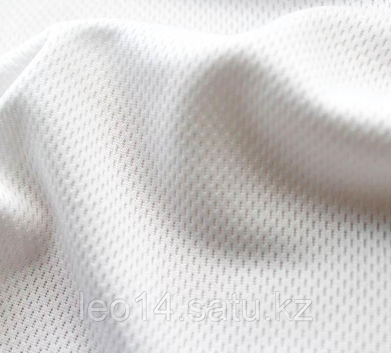 Ложная Сетка 135 Премиум Плюс, Термотрансфер, 135 г/кв.м, 180 см, белый аист