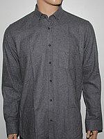 Рубашка классическая Cardozo серая