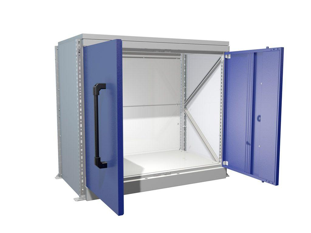 Шкаф HARD 1000-000000