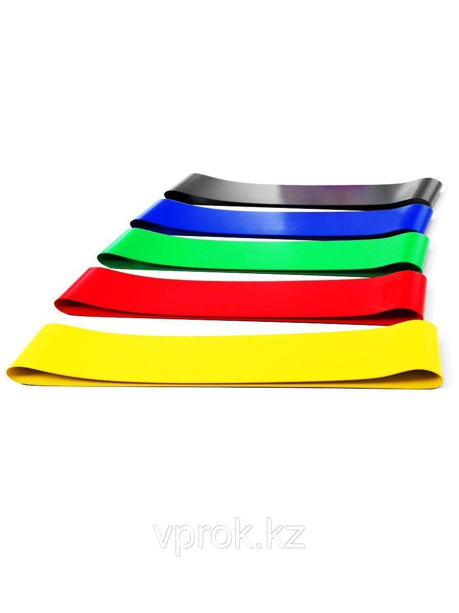 Мини петли mini bands (резинки для фитнеса набор) 5200 - фото 1