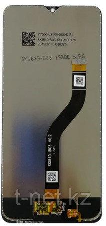 Дисплей Samsung A20s / А207 ОРИГИНАЛ с сенсором, цвет черный