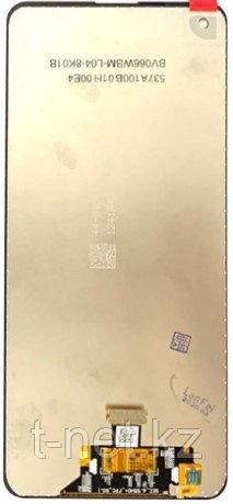 Дисплей Samsung A21s / А217F ОРИГИНАЛ с сенсором, цвет черный