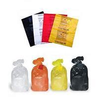 Пакеты для утилизации медицинских отходов 330-300 класс А, Б, В, Г