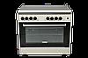 Электрогазовыe плиты DANKE FF 9505 GB BEIGE