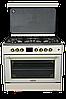Электрогазовыe плиты DANKE FF 9507 GA BEIGE LUX