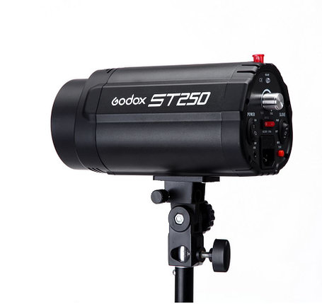 1 Комплект импульсного освещения для фото Godox ST250 2400W, фото 2