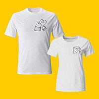 Парная футболка