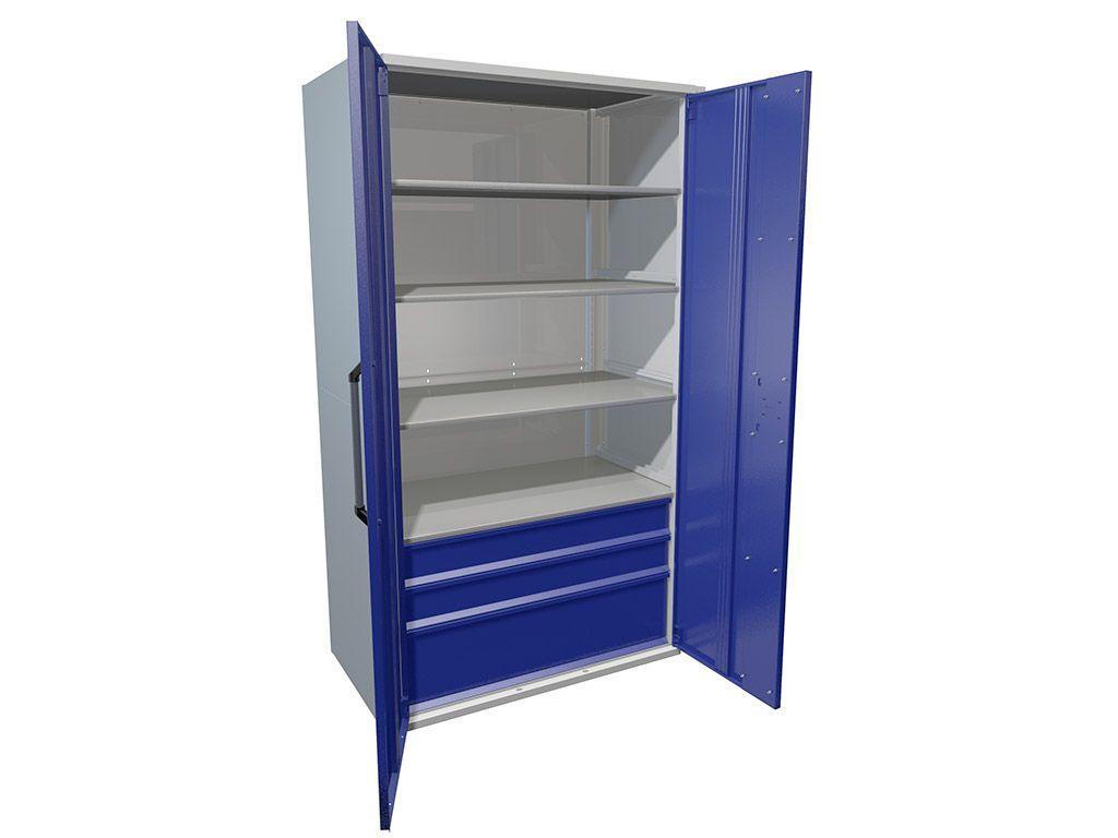 Шкаф HARD 2000-004012
