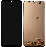Дисплей Samsung A30 / А305 INCELL с сенсором, без рамки, цвет черный, фото 1