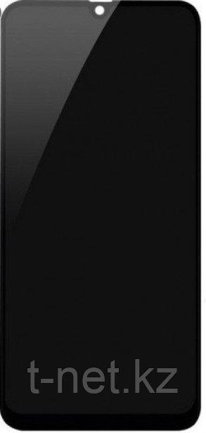 Дисплей Samsung A50 / А505 Качество OLED с сенсором, WITH FRAMEцвет черный