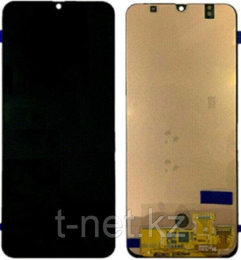 Дисплей Samsung A50 / А505 Качество INCELL с сенсором, в рамке, цвет черный