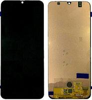 Дисплей Samsung A50 / А505 Качество INCELL с сенсором, в рамке, цвет черный, фото 1