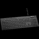 CANYON Multimedia wired keyboard
