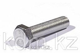 Болт М6*100 DIN 933 оц. кл. 5.8