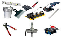 Инструмент и комплектующие для...