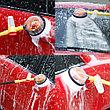 Вращающаяся щетка с насадкой для шланга Water Blast Ликвидация склада!, фото 3