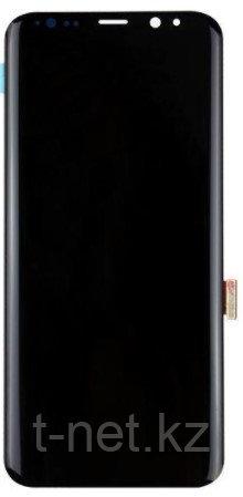 Дисплей Samsung s8 PLUS / G955 ОРИГИНАЛ с сенсором, цвет черный